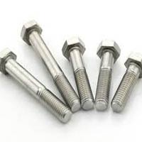 Inconel 718 Hex Bolts