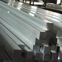 Polished Stainless Steel Square Bar