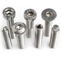Stainless Steel Screws Manufacturers