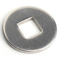 Stainless Steel Square Flat Washers