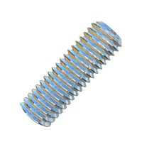 Titanium Grade 2 Threaded Rod